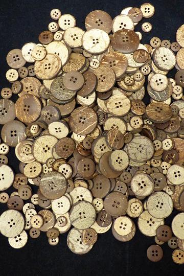 bottoni-cocco-materiali-makamaga-brescia